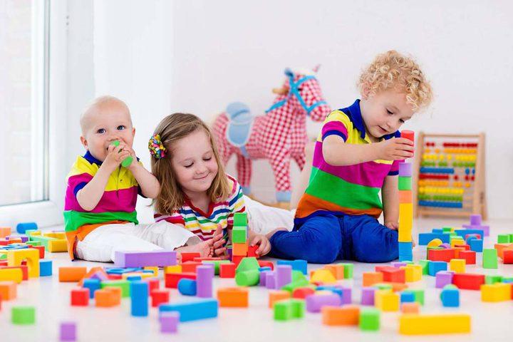 دراسة: لعب الأطفال أسهل وسيلة نقل البكتيريا المسببة لنزلات البرد