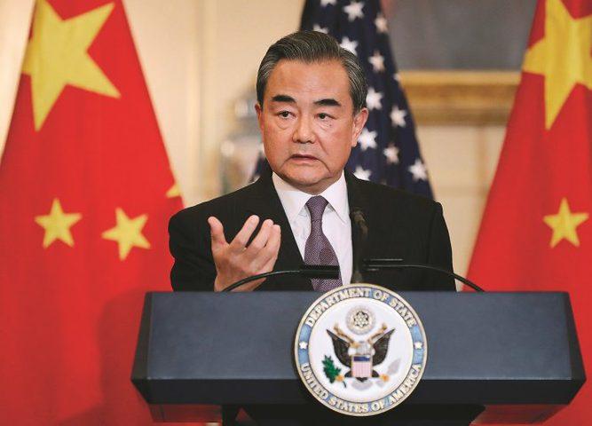 تحذير صيني للشرق الأوسط..