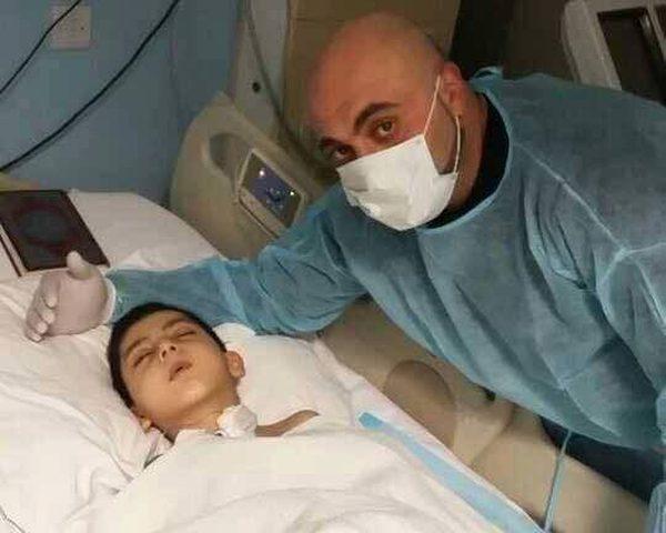 توقيف المتهمين بقضية الطفل أمير زيدان
