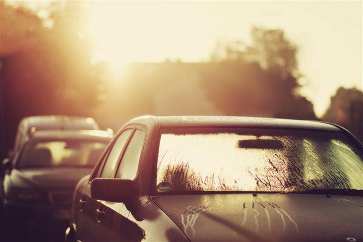 ضرورة حماية السيارة من الشمس