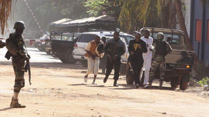 41 قتيل بهجوم شنه مسلحون وسط جمهورية مالي