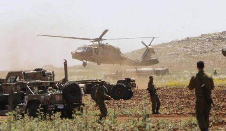 مناورة للاحتلال تحاكي سقوط صواريخ في أسدود