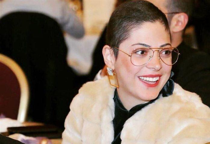وصيفة ملكة جمال لبنان ميشال حجل تستسلم لمرض السرطان