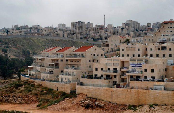 الاحتلال يستولي على 1200 دونم لبناء حي استيطاني جديد