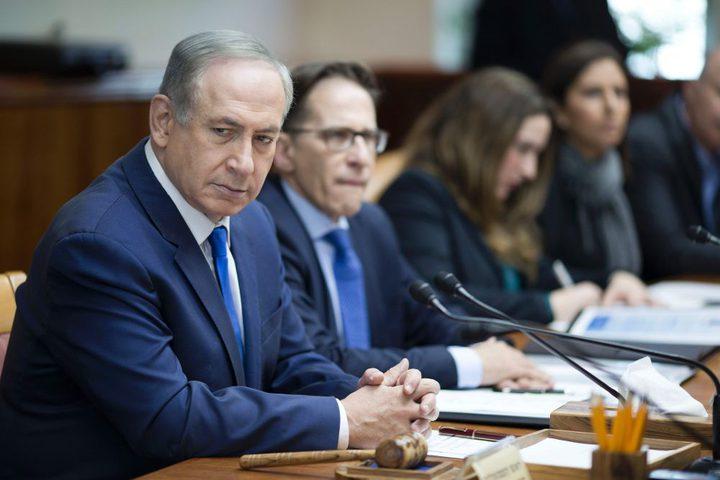 الكابينت الاسرائيلي يبحث التوتر بين ايران والولايات المتحدة