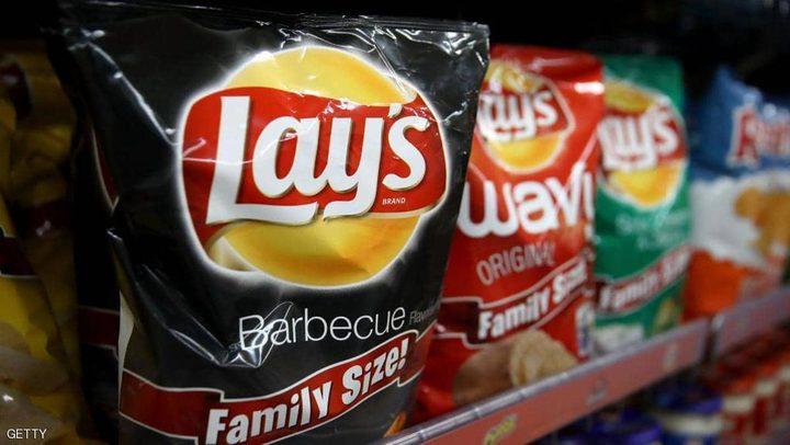 """سحب رقائق بطاطس """"لايز"""" من ولايات أميركية"""