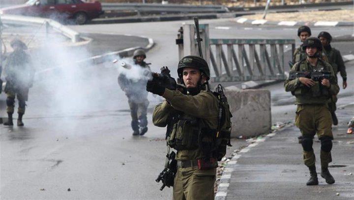 إصابات بالاختناق خلال اقتحام الاحتلال بلدة العيسوية