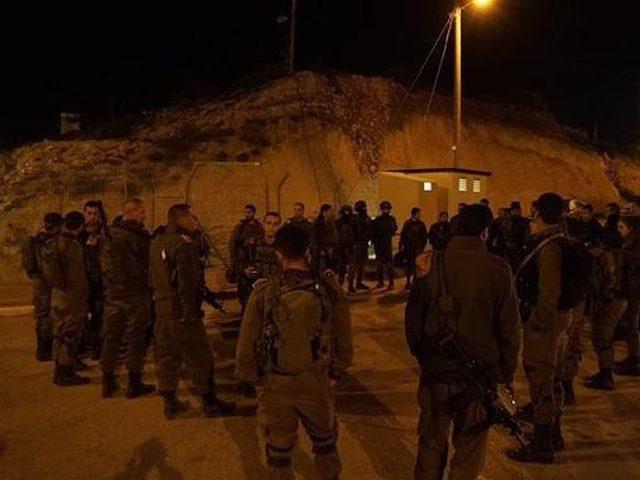الاحتلال يقتحم بلدة كفل حارس شمال سلفيت