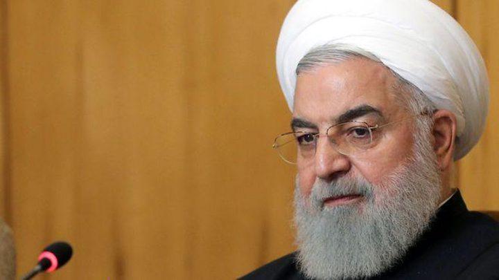 روحاني: الإجراءات التي اتخذناها هي الحد الأدنى للرد على انتهاك ال