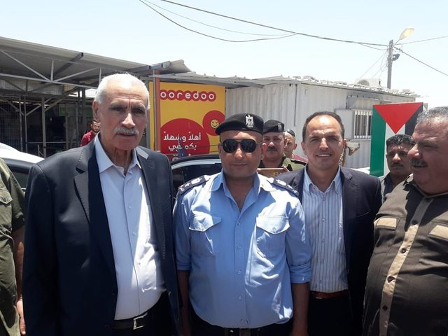 مستشار الرئيس للشؤون الأمنية يصل قطاع غزة قادماً من رام الله