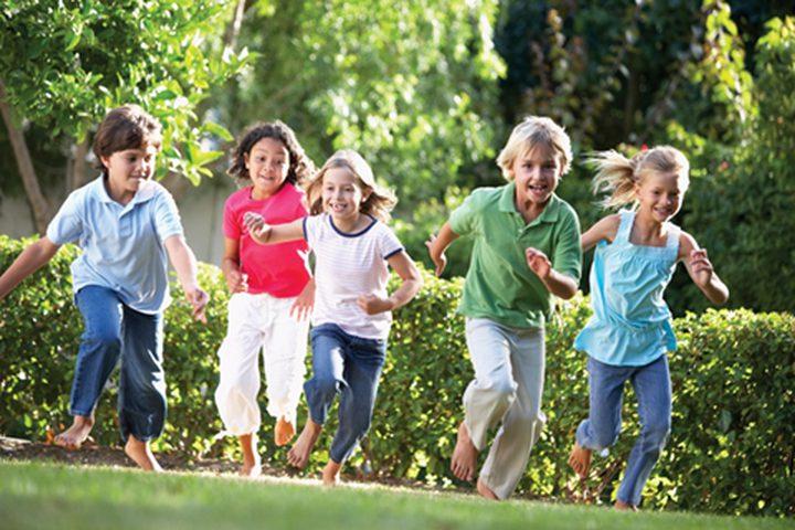 نصائح طبية عند التنزه مع الاطفال