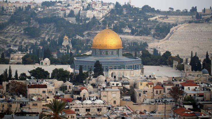 """""""الخارجية"""": القدس تقاوم بمواطنيها وقياداتها سياسات التهويد"""
