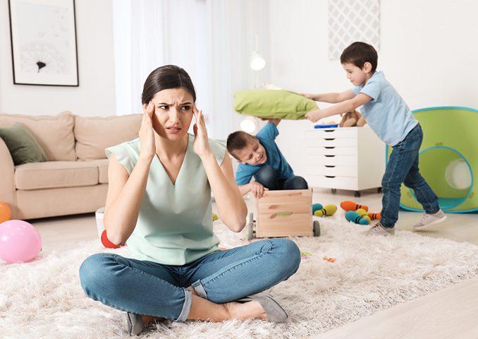 طرق للتعامل مع الطفل المشاغب
