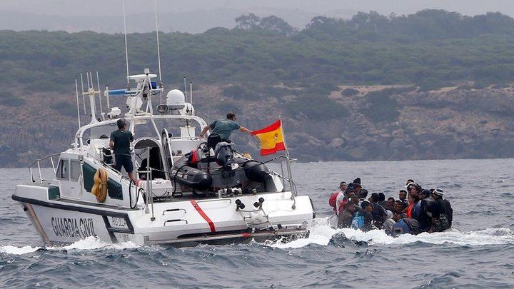 توقيف سبعة جزائريين لتورطهم في الاتجار بالبشر في اسبانيا