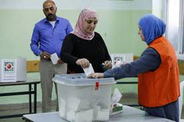 نشر أسماء القوائم المرشحة للانتخابات المحلية (الإعادة)