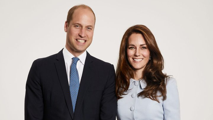 الأمير وليام وكايت ميدلتون يشهدان فاجعة