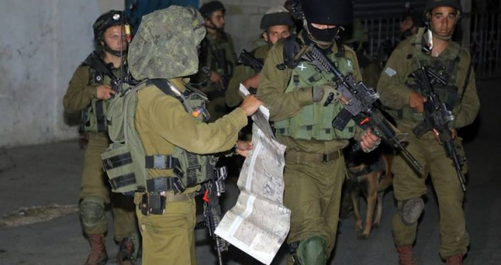 الإحتلال يقتحم مدرسة دار الأيتام الإسلامية الصناعية في القدس