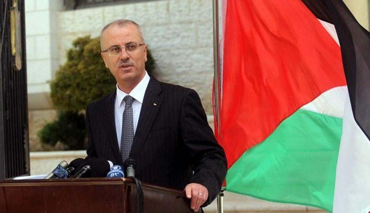 الحمد الله: دعم الأونروا مسؤولية المجتمع الدولي