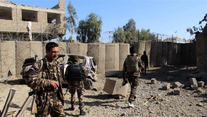 مقتل وإصابة 11 من طالبان في غارات جوية غرب أفغانستان