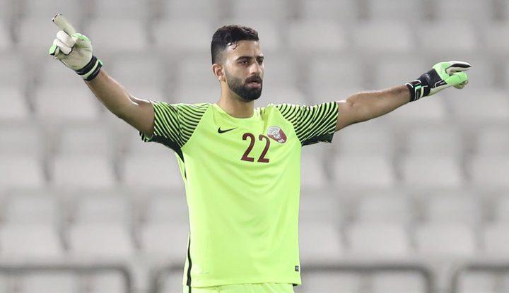 حارس قطر يتحدى ميسي