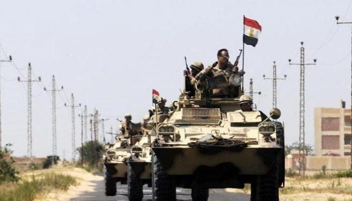 مصر: 4 قتلى و6 اصابات في هجوم إرهابي قرب مطار العريش
