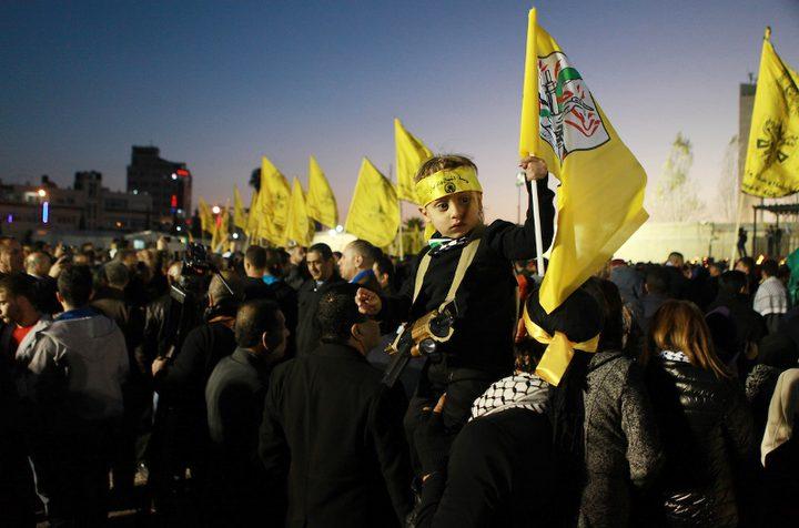فتح: انطلاق حملة وطنية بمشاركة الكل الفلسطيني لمواجهة ورشةالبحرين