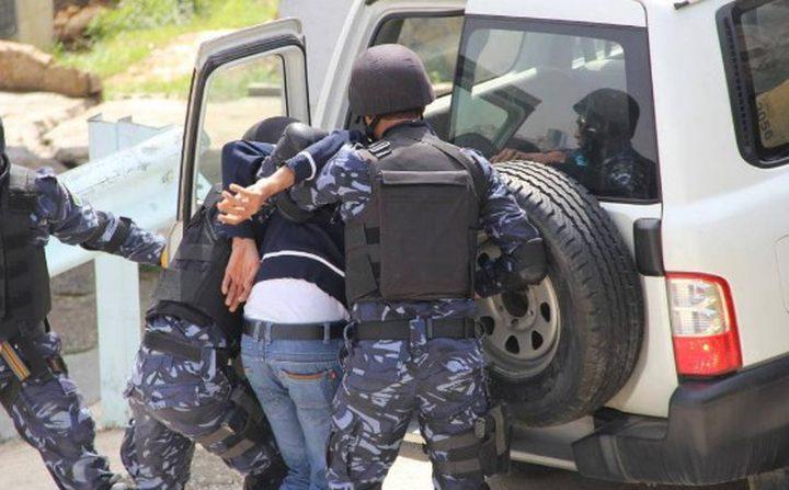 بيت لحم: الشرطة تلقي القبض على تاجر مخدرات