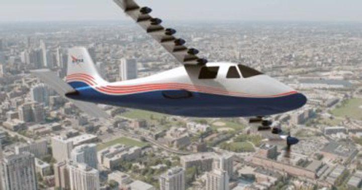 ناسا تطور طائرة كهربائية جديدة للمحافظة على البيئة