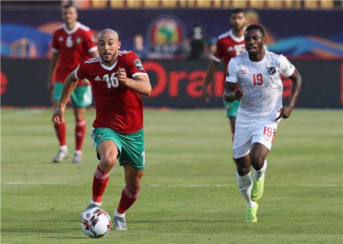 المغرب ينتزع فوزه الأول بشق الأنفس