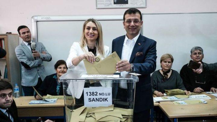 إمام أوغلو يحسم انتخابات اسطنبول