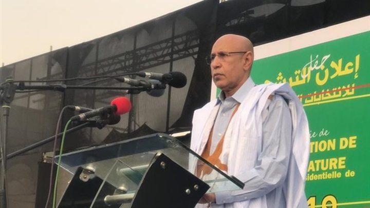 المعارضة الموريتانية ترفض الاعلان المبكر لفوز الغزواني