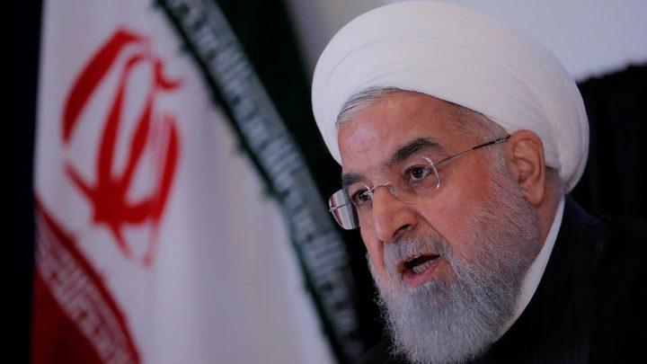 روحاني يطالب المجتمع الدولي بتحمل مسؤولياته