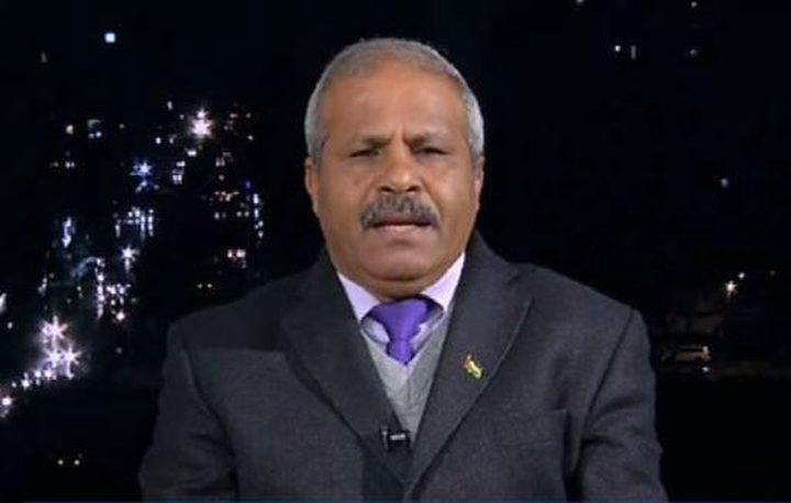 العوض: لن تنجح أمريكا بشراء القضية الفلسطينية وتصفيتها