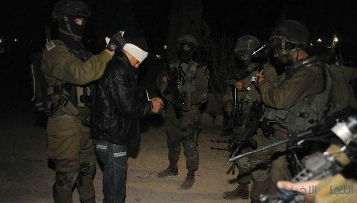 الاحتلال يعتقل شابا من بلدة العيساوية وسط القدس