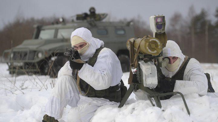 بوتين:صادرات الأسلحة الروسية تواصل نموها للعام الرابع على التوالي