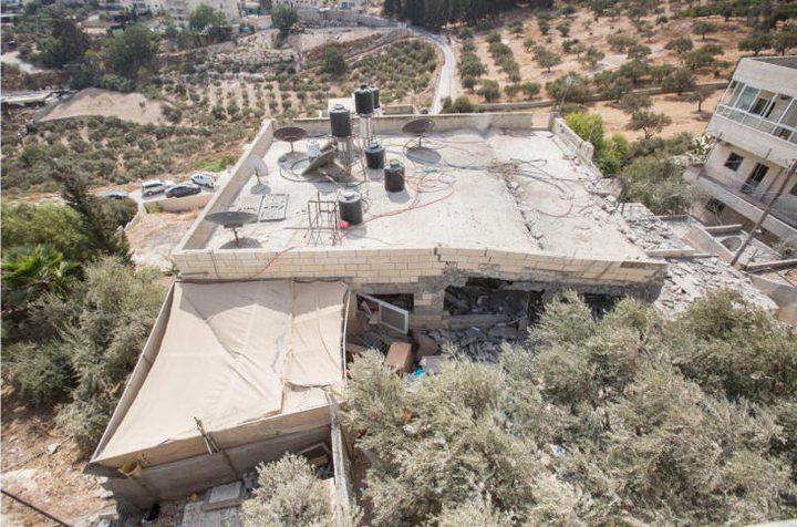 الاحتلال يدر هدم منازل منفذي عمليات أصابوا مستوطنين