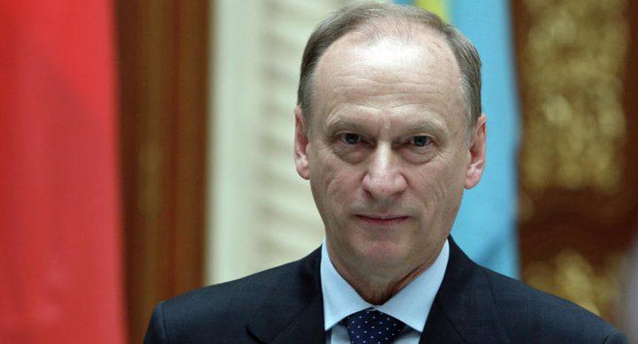 """مستشار الأمن القومي الروسي يصل """"تل أبيب"""" اليوم"""