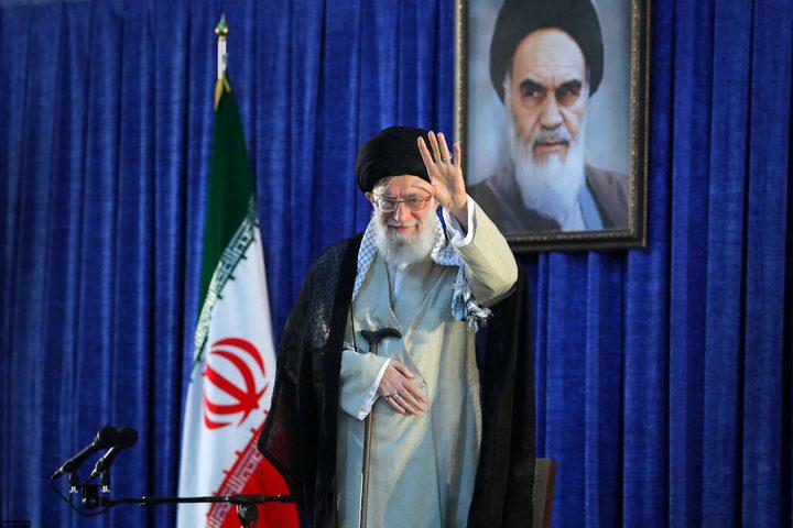 إيران: فرض واشنطن عقوبات على خامنئي إغلاق دائم للقنوات الدبلوسية