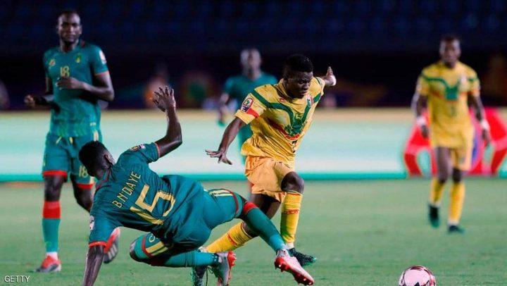 أول خسارة عربية في بطولة أمم أفريقيا لكرة القدم