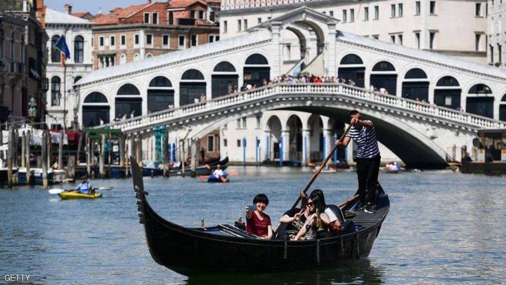 """مخاوف من """"اندثار"""" أجمل مدن إيطاليا"""