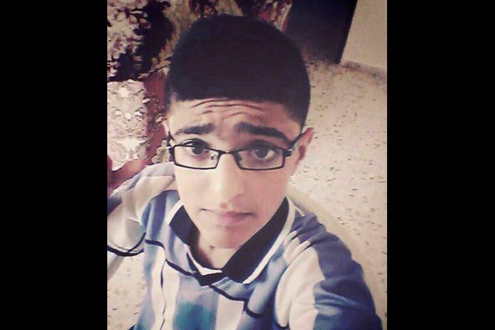 الاحتلال يعتقل الطالب مهند التميمي عشية اخر امتحان له في الإنجاز