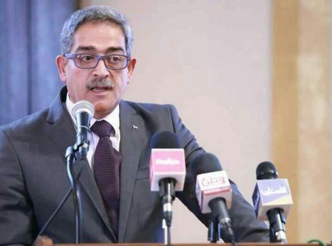"""الرفاعي: الفلسطينيون أفشلوا """"ورشة البحرين"""" قبل انطلاقتها"""