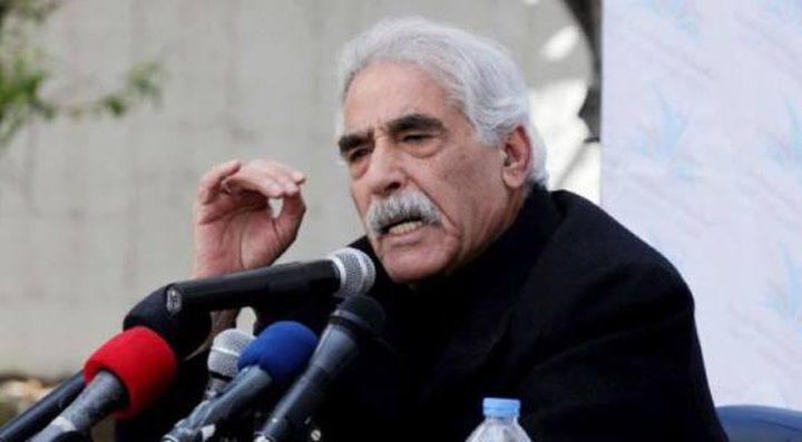 أبو النجا: فلسطين ليست بحاجة للمليارات والقضية تتعلق بالحقوق