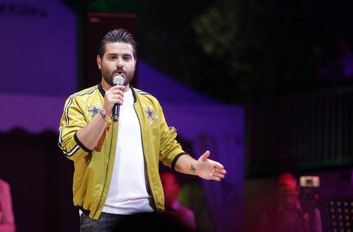 ناصيف زيتون يشوّق جمهوره لأغنيته الجديدة
