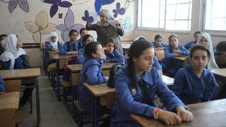 """الأردن تعلن تحملها تكلفة طباعة كتب مدارس """"الأونروا"""" في المملكة"""