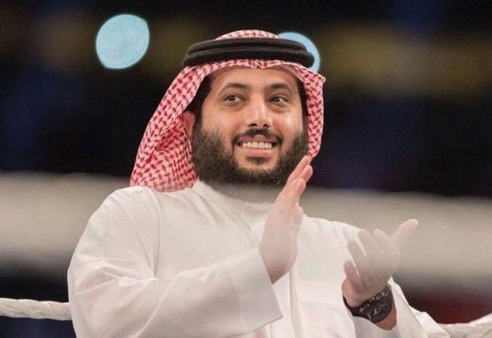 تركي آل الشيخ يستقيل من رئاسة الاتحاد العربي لكرة القدم