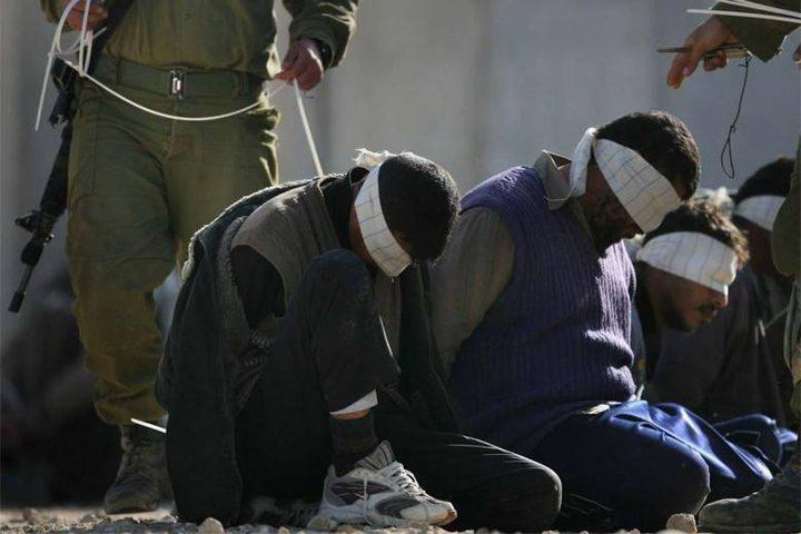 اعتقال 9 مواطنين والاحتلال يزعم العثور على أسلحة