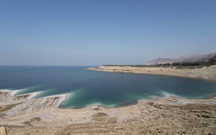 هزة أرضية تضرب البحر الميت