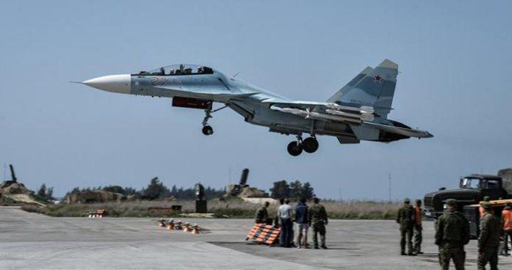 سوريا: قاعدة حميميم الروسية تتعرض لهجوم بطائرات مسيرة