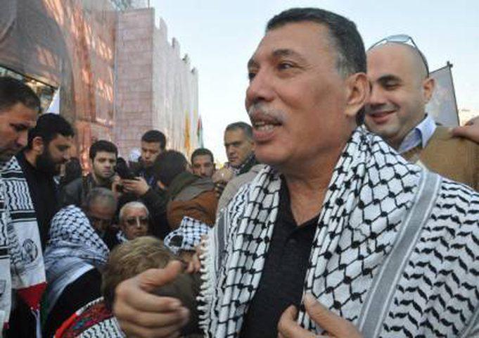 حلس: لا أحد مخول بالحديث نيابة عنا ومن فلسطين تبدأ الحرب والسلام